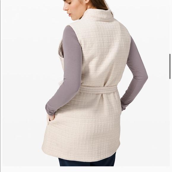 NWT Lululemon Vest!